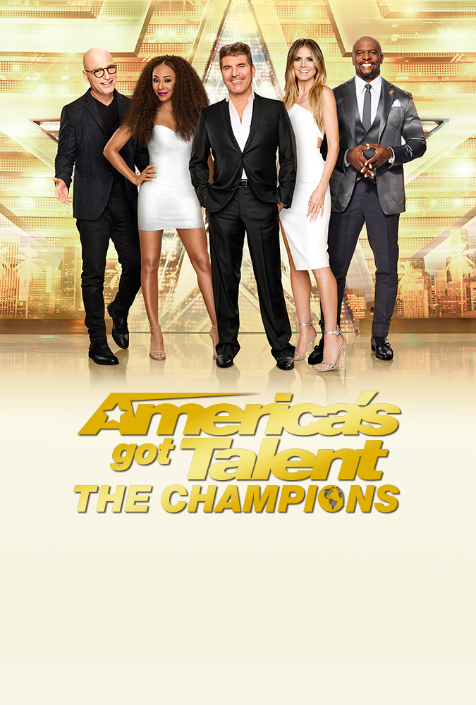 America's Got Talent: The Champions - Season 1 Episode 3 - The Champions Three