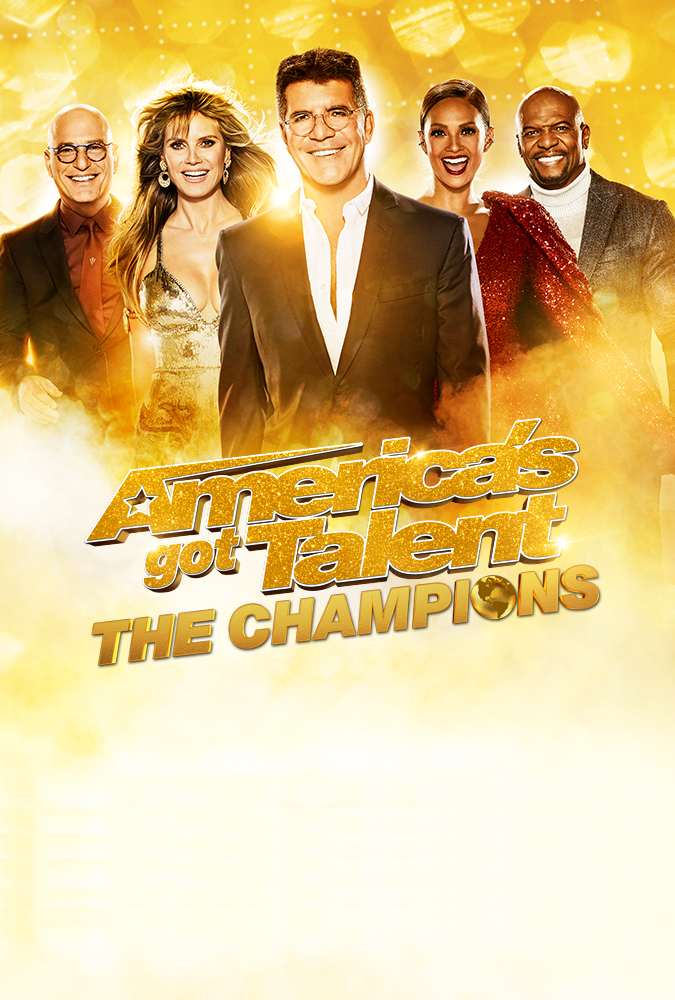 America's Got Talent: The Champions - Season 2 Episode 4 - The Champions Four