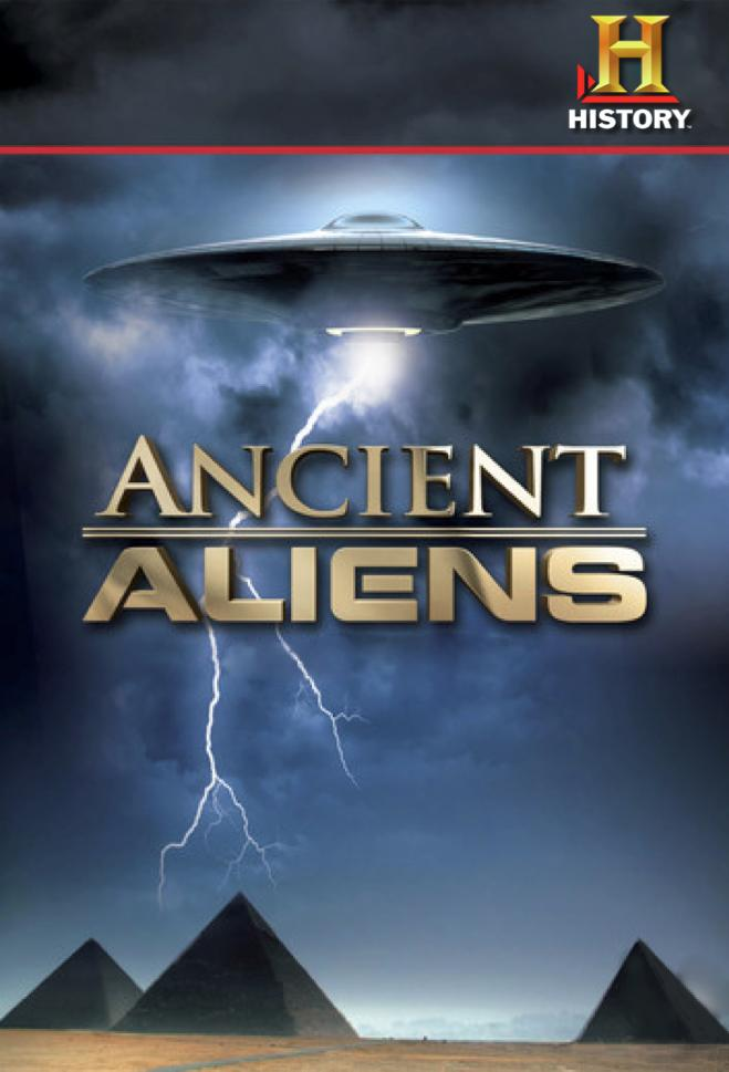 Ancient Aliens - Season 14 Episode 11 - The Trans-Dimensionals