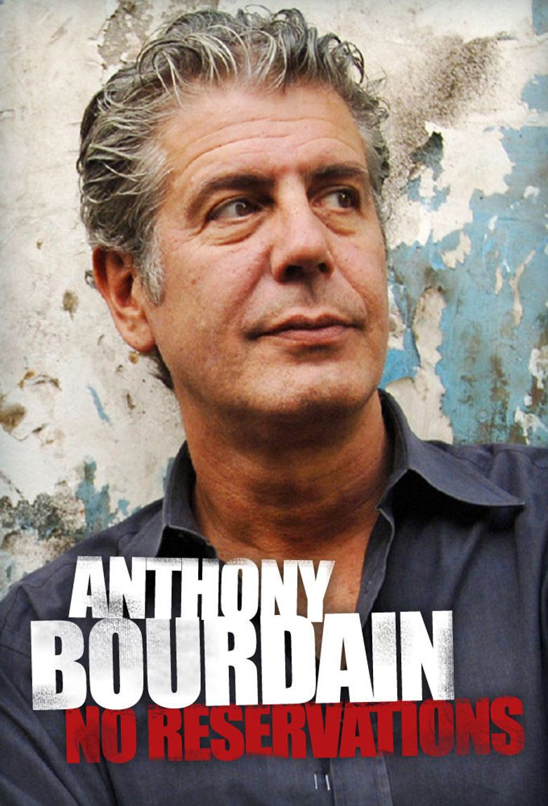 Anthony Bourdain: No Reservations - Season 4