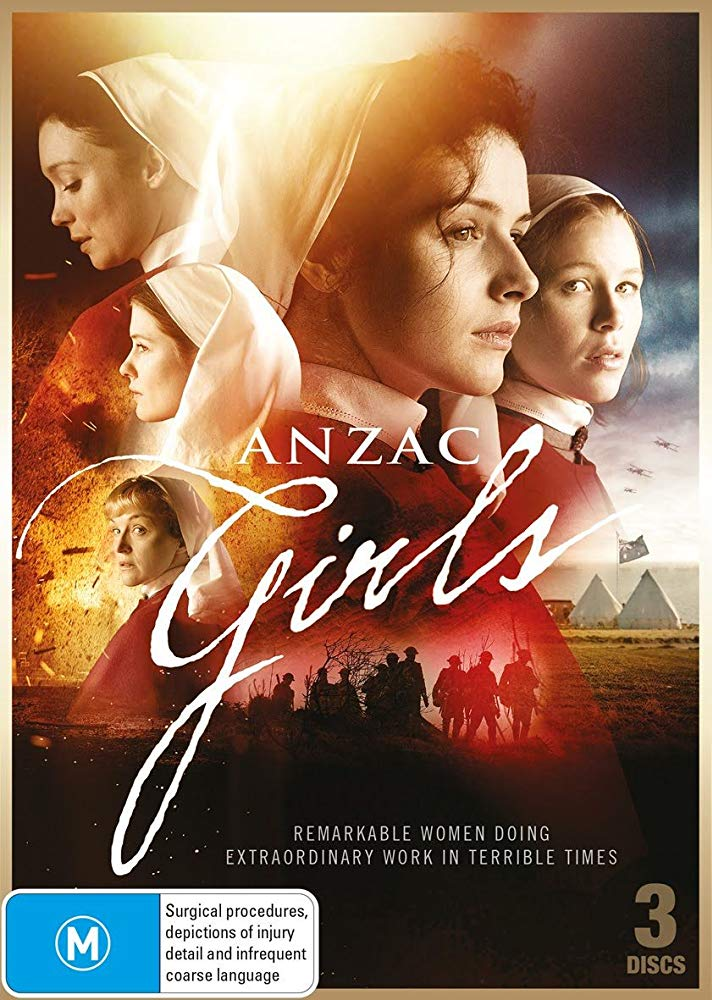 ANZAC Girls - Season 1
