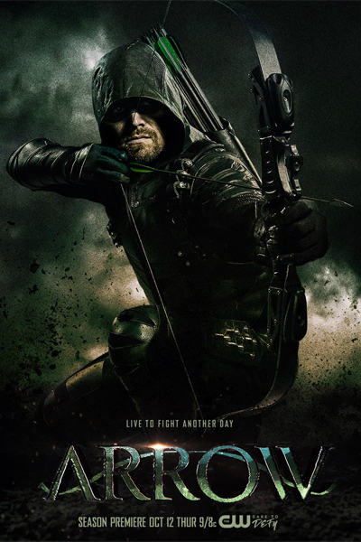 Arrow - Season 7 Episode 10 - Shattered Lives