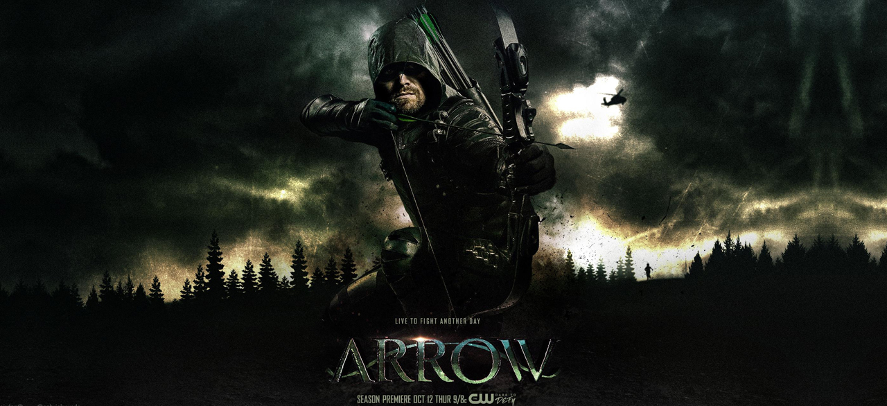 Arrow - Season 8 (2019)