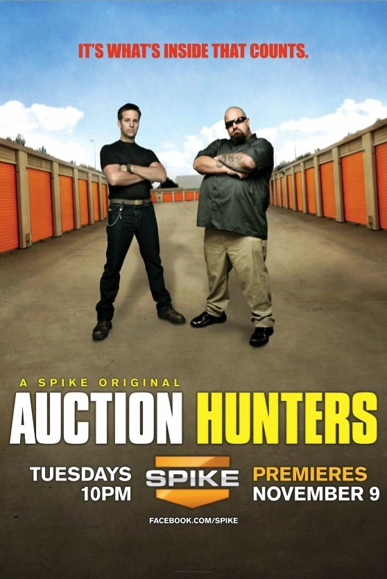 Auction Hunters - Season 1