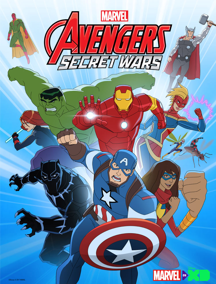 Avengers Assemble: Secret Wars - Season 4