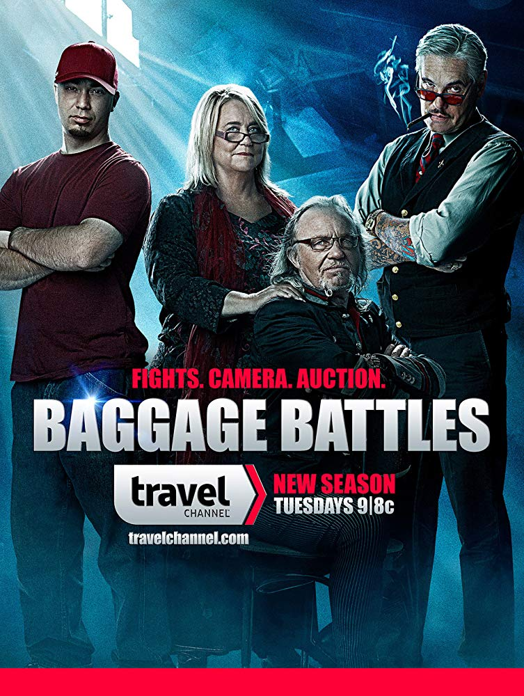 Baggage Battles - Season 2
