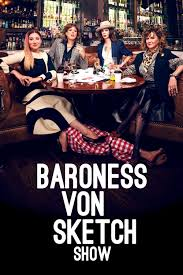 Baroness von Sketch Show - Season 5 Episode 12 - Back of the Line Old Man