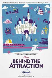 Behind the Attraction - Season 1 Episode 5