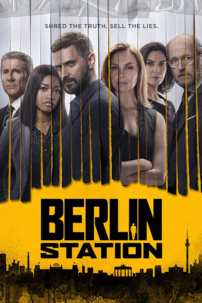 Berlin Station - Season 3 Episode 7 -The Eye Fears When It Is Done to See
