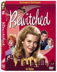 Bewitched season 4