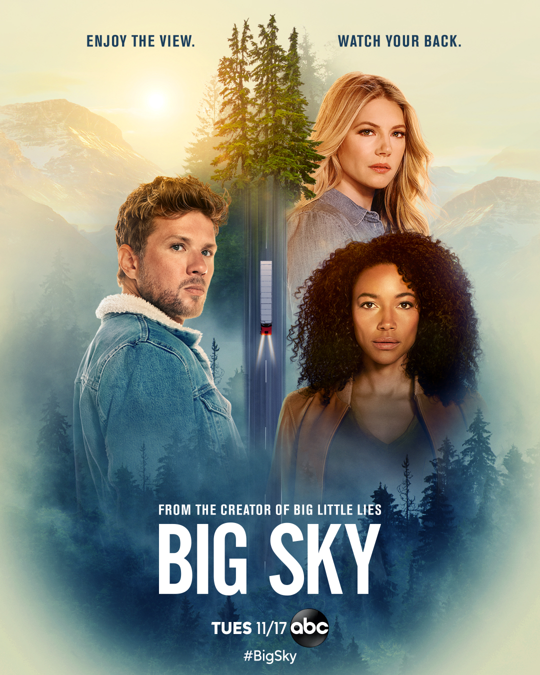 Big Sky (2020) Season 1 Episode 6 - The Wolves Are Always Out for Blood