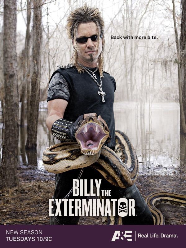 Billy the Exterminator - Season 7