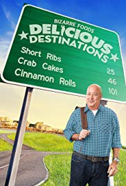 Bizarre Foods: Delicious Destinations season 4