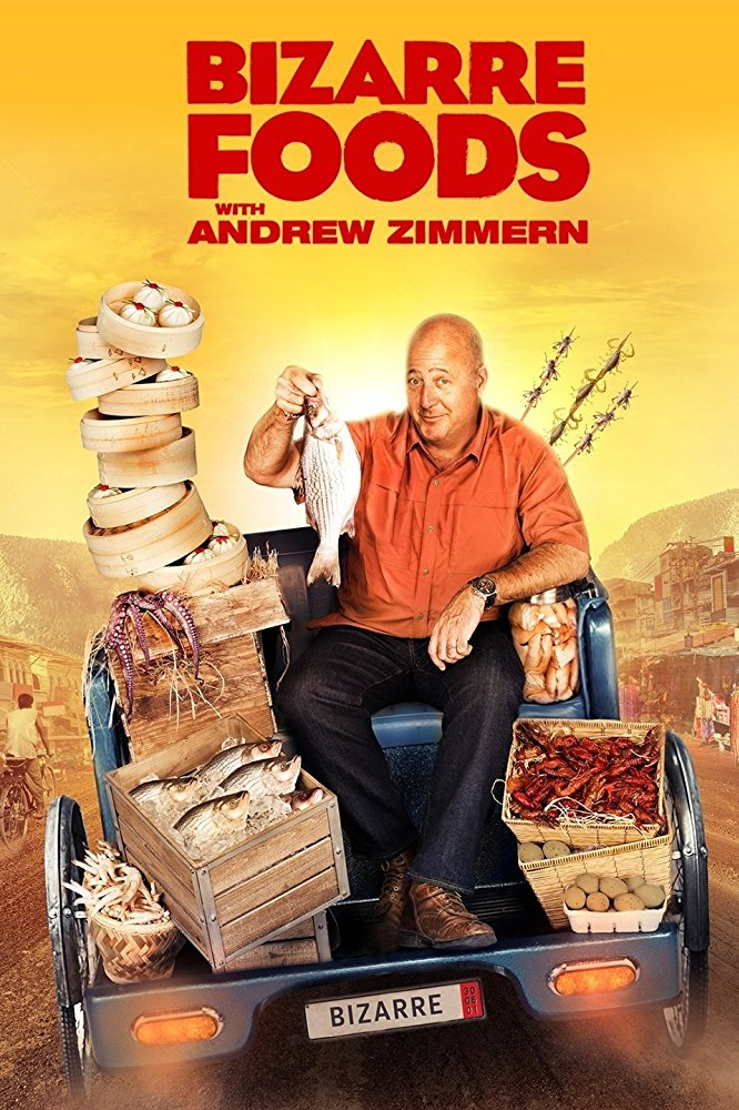 Bizarre Foods with Andrew Zimmern - Season 4
