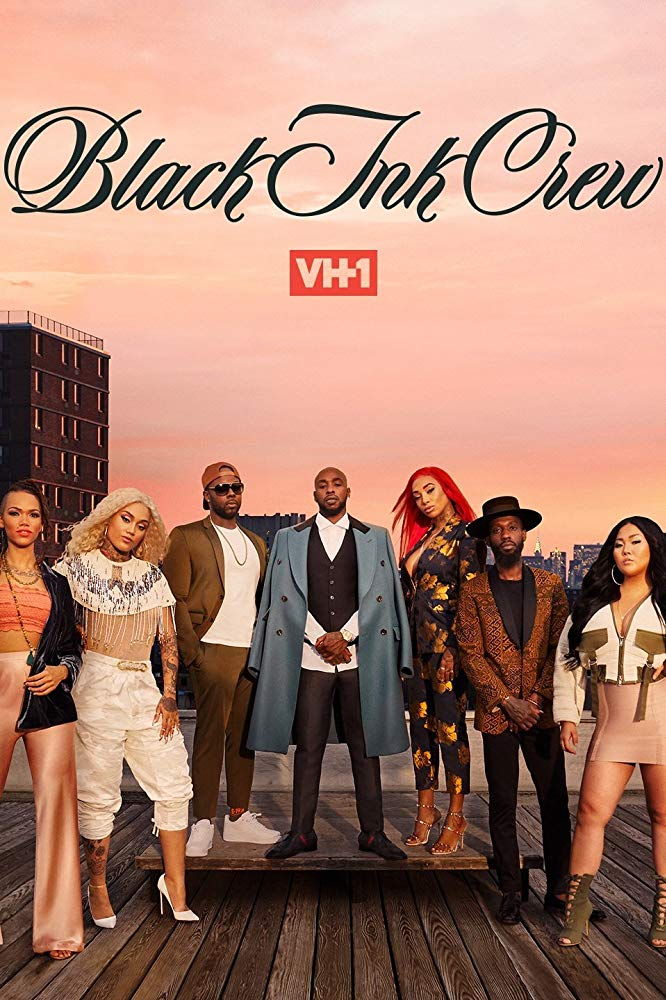 Black Ink Crew - Season 8 Episode 22 - Moving Too Funny For Me