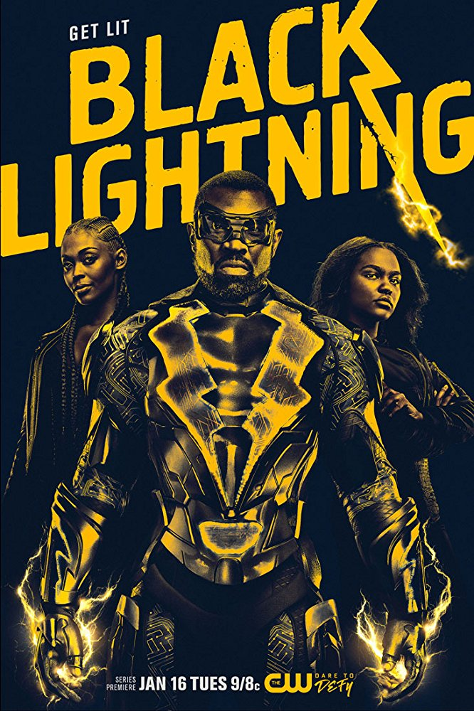 Image Black Lightning – Season 1