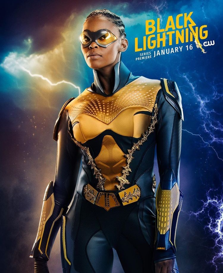 Black Lightning - Season 2 Episode 10 -The Book of Rebellion: Chapter Three