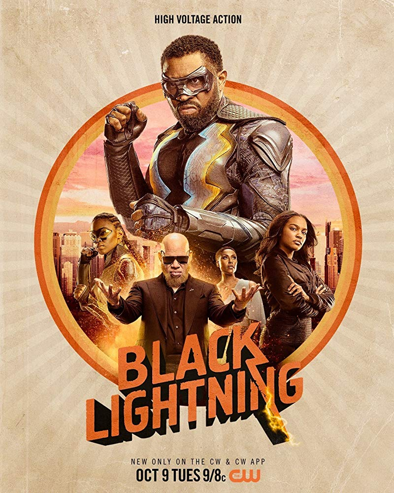 Black Lightning - Season 3 Episode 6 - The Book of Resistance: Chapter One