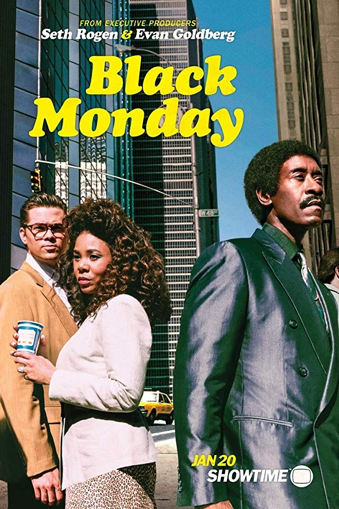 Black Monday - Season 1  Episode 9 - 2