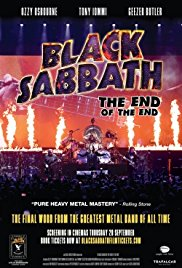 Black Sabbath The End of the End