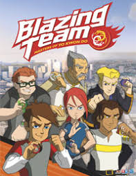 Blazing Team: Masters of Yo Kwon Do - Season 2