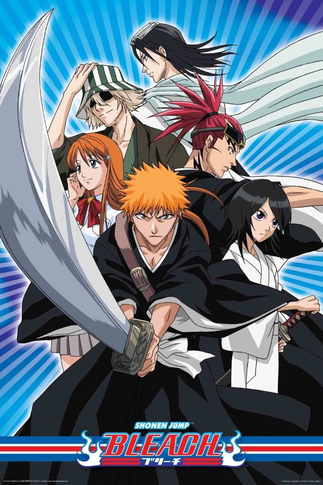 Bleach - Season 01 (English Audio)