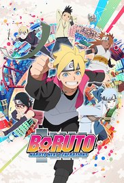 Boruto: Naruto Next Generations - Season 1 Episode 120 - With Sasuke As The Goal