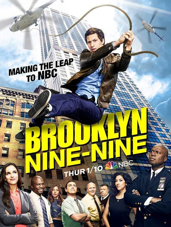 Brooklyn Nine-Nine - Season 6 Episode 2 - Hitchcock & Scully