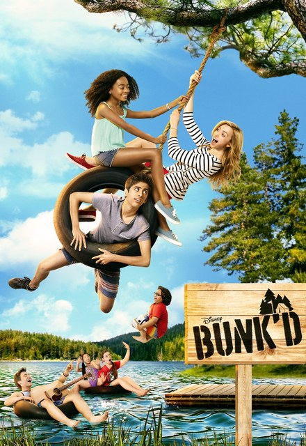 Bunk'd - Season 4 Episode 5 - Hot Spring Friend Machine