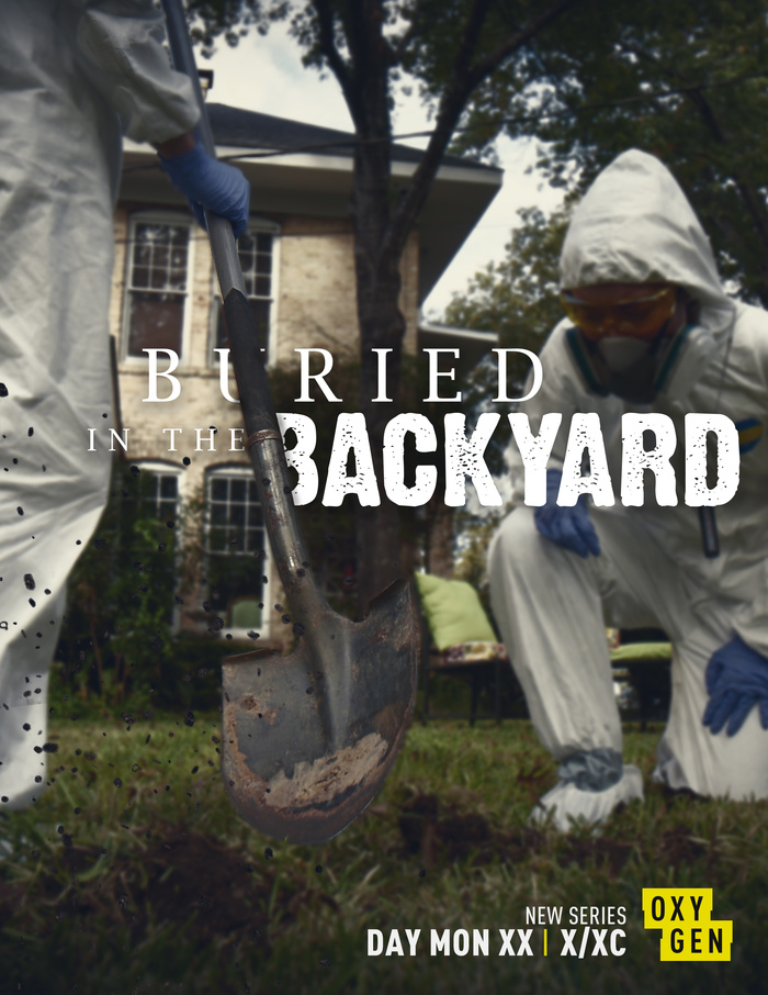 Buried in the Backyard - Season 1 Episode 8