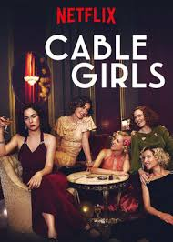 Cable Girls - Season 5 Episode 5