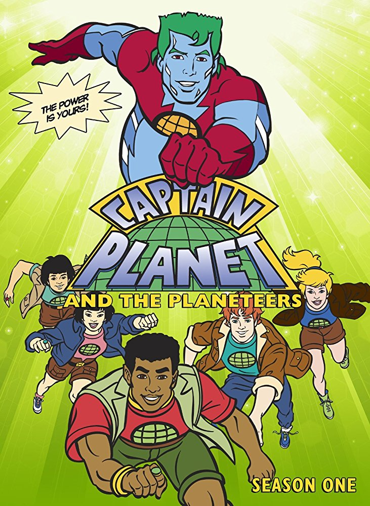 Captain Planet and the Planeteers - Season 2