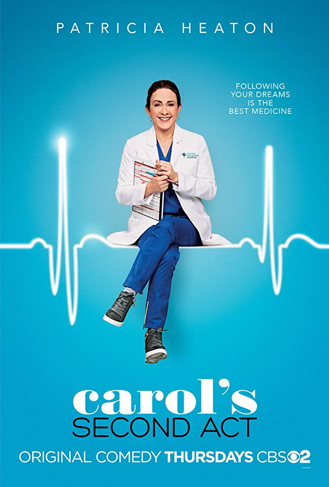 Carol's Second Act - Season 1 Episode 16 - Carol's Crush