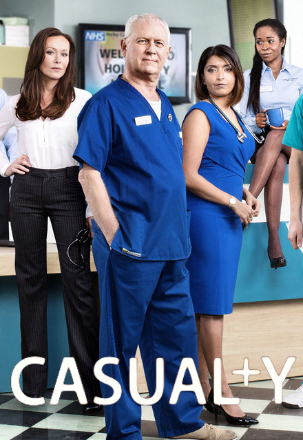 Casualty - Season 33 Episode 43