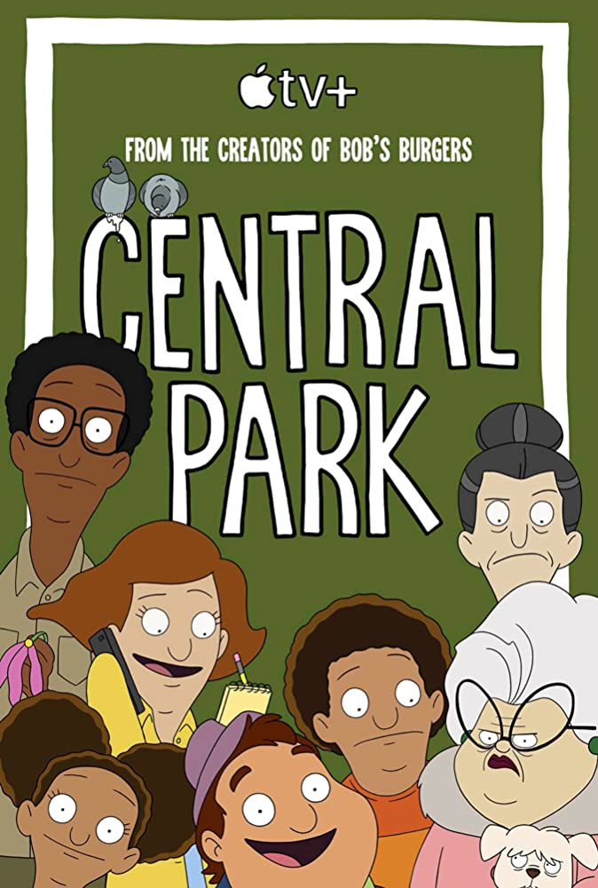 Central Park - Season 1 Episode 2