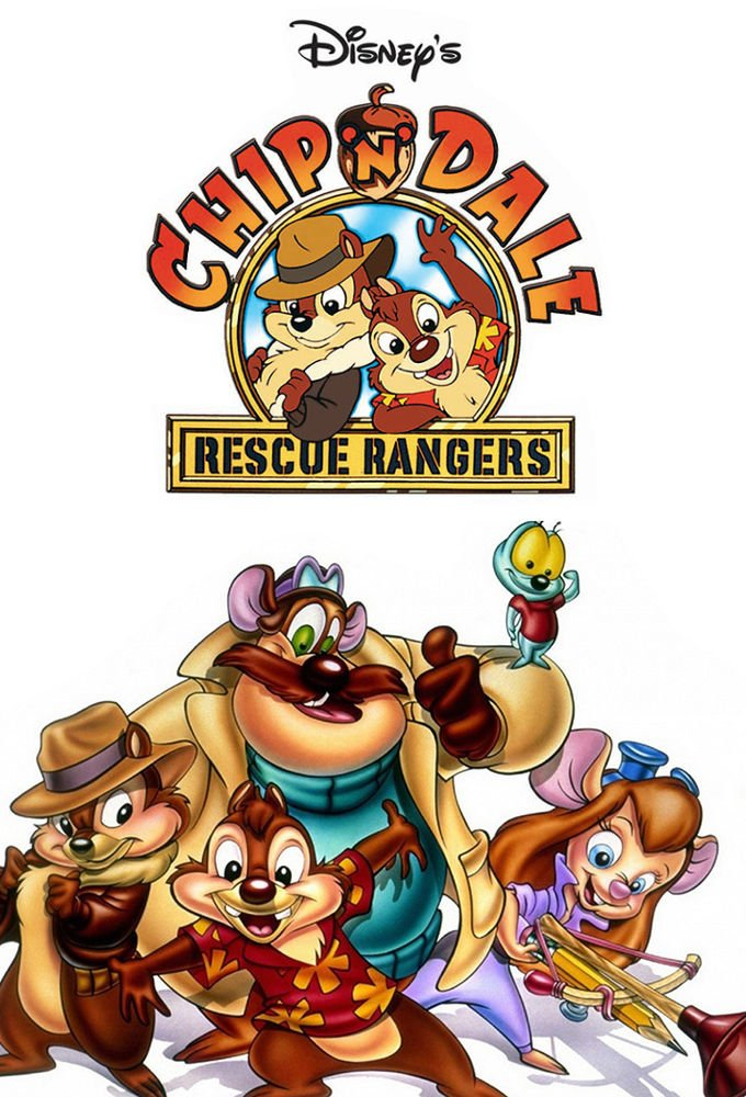 Chip 'n' Dale Rescue Rangers - Season 1 Episode 14