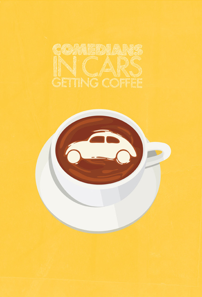 Comedians in Cars Getting Coffee - Season 11