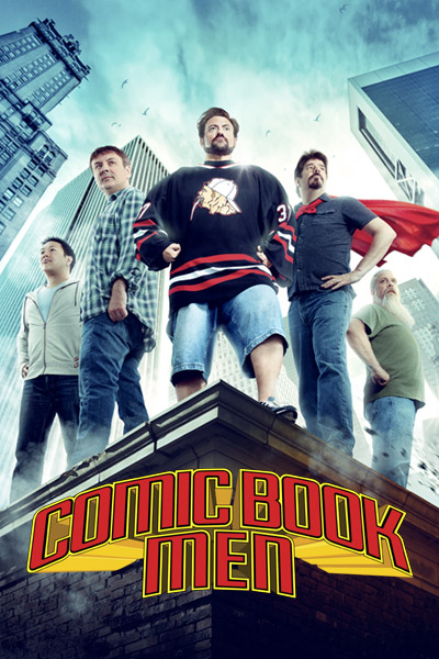 Comic Book Men - Season 6
