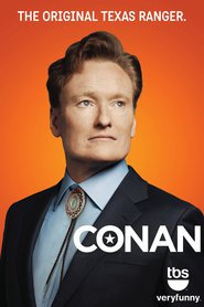 Conan - Season 9 Episode 76 - Jane Lynch