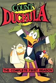 Count Duckula - Season 3 Episode 11