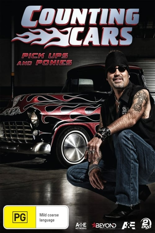 Counting Cars - Season 9 Episode 6 - The Magic Bus