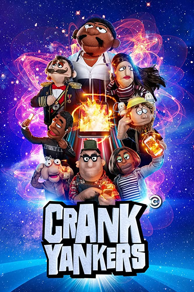 Crank Yankers - Season 5 Episode 18 - Brian Posehn, Nick Kroll & David Alan Grier