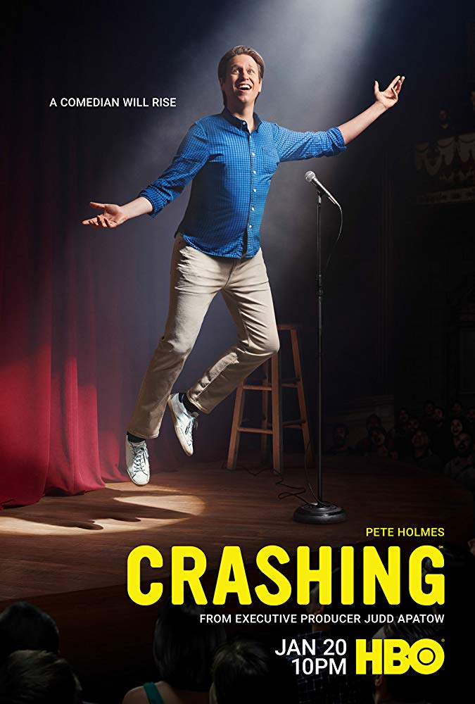 Crashing - Season 3 Episode 2 -The Temple Gig