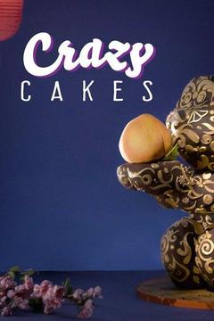 Crazy Cakes - Season 3 Episode 12 - Dinosaurs and Golden Gate Cakes