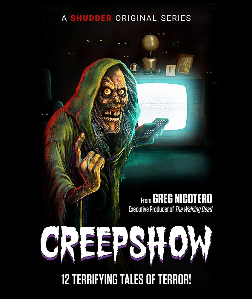 Creepshow - Season 1 Episode 6 - Skincrawlers / On the Silver Waters of Lake Champlain