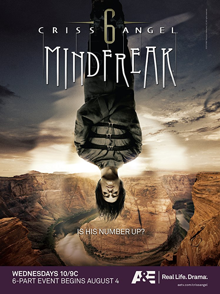 Criss Angel Mindfreak - Season 4