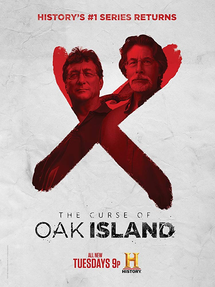 Curse Of Oak Island - Season 6 Episode 2 - Gold Rush