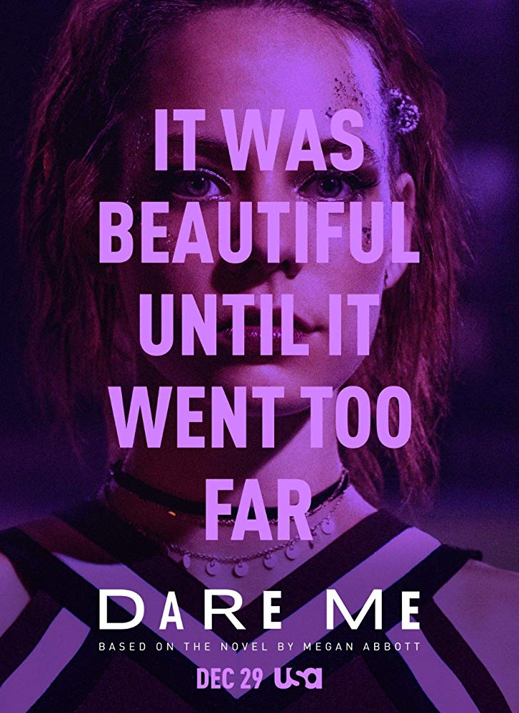 Dare Me - Season 1 Episode 5 - Parallel trenches