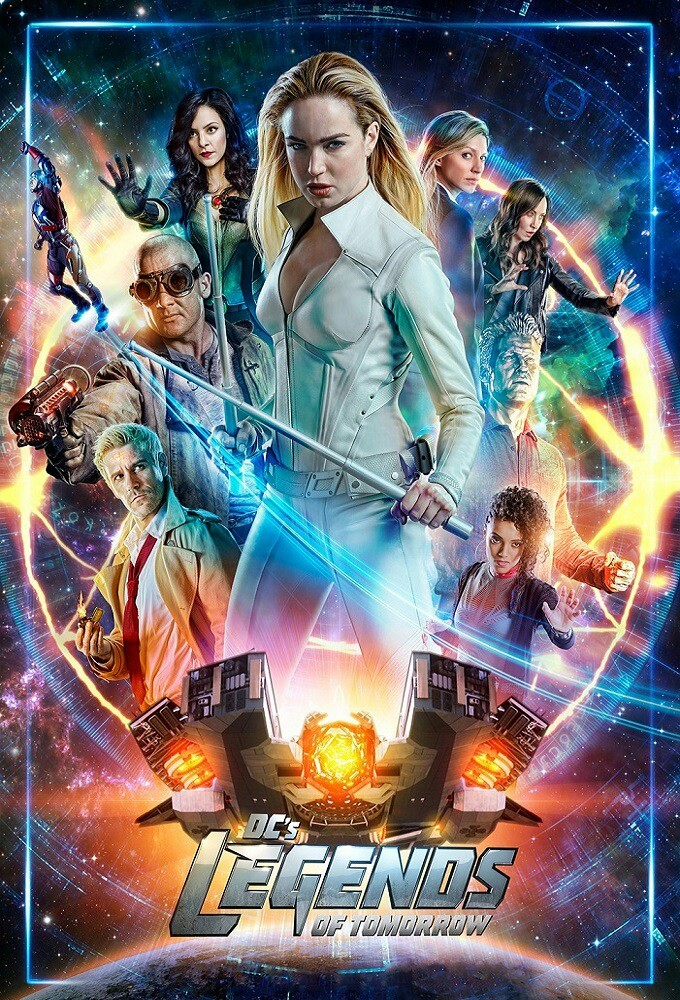 DC's Legends of Tomorrow - Season 5 Episode 5 - A Head of Her Time  Track th