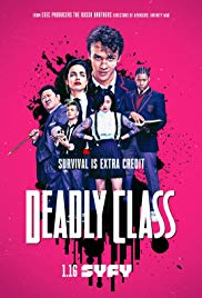 Deadly Class - Season 1 Episode 6 - Stigmata Martyr